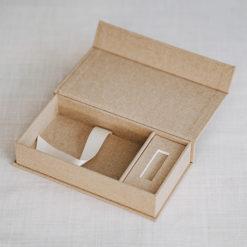 Boîtes pour clés USB et tirages